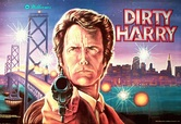 LED Replacement Display for Dirty Harry Pinball Machine