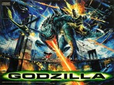 LED Replacement Display for Godzilla Pinball Machine