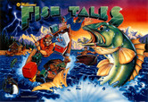 ColorDMD Replacement Display for Fish Tales Pinball Machine