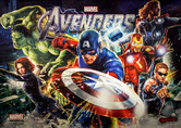 ColorDMD Replacement Display for Avengers Pinball Machine