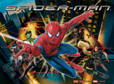 LED Replacement Display for Spider Man Pinball Machine