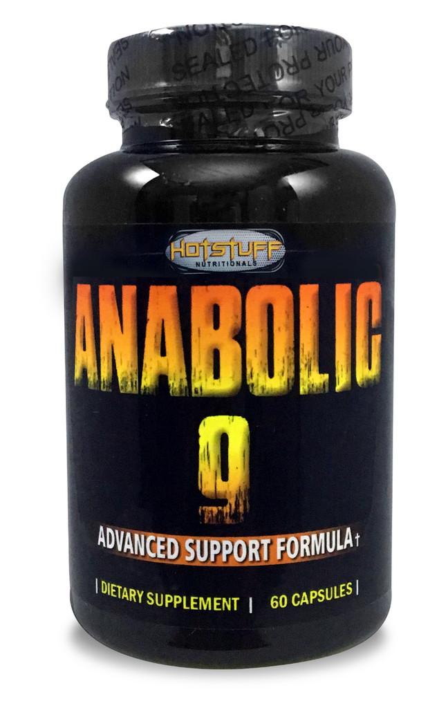 Anabolic 9 - Anabolic Activator Combo