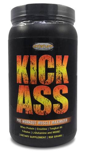 Kick Ass-Pre-Workout Muscle Maximizer 910g