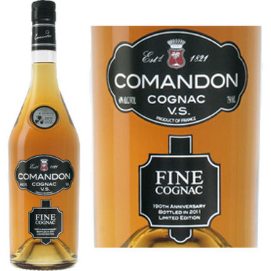 Comandon VS Cognac 750ml