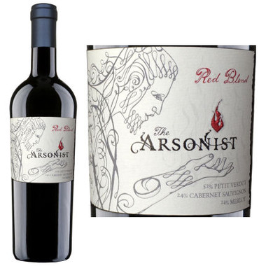 Matchbook The Arsonist California Red Blend