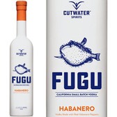 Cutwater Spirits Fugu Habanero Vodka 750ml
