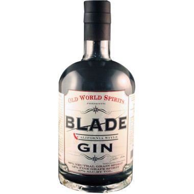 Blade California Style Gin 750ml