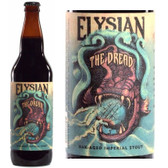 Elysian Brewing The Dread Oak-Aged Imperial Stout 22oz