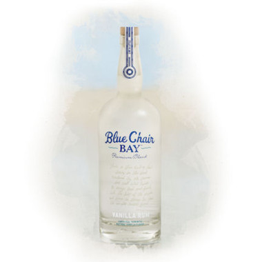 kenny chesney blue chair bay vanilla rum 750ml