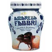 Fabbri Amarena Cherries in Syrup 4.25oz