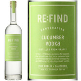 Re:Find Handcrafted Cucumber Vodka Distilled from Grapes 750ml