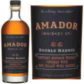 Amador Double Barrel Kentucky Bourbon Whiskey 750ml