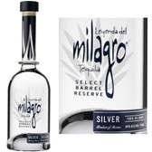 Milagro Select Barrel Reserve Silver Tequila 750ml