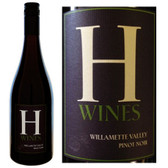Hamacher H Willamette Valley Pinot Noir Oregon