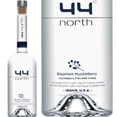 44 North Mountain Huckleberry Flavored Vodka 750ml