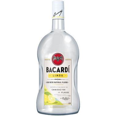 Bacardi Limon Citrus Rum 1.75L