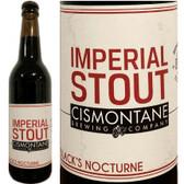 Cismontane Black's Nocturne Imperial Stout 500ml