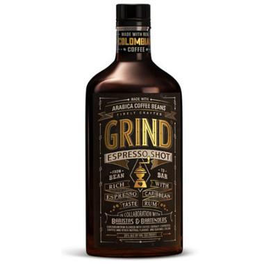 Grind Espresso Shot Rum Liqueur 750ml
