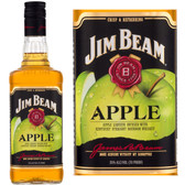 Jim Beam Apple Bourbon Liqueur 1L