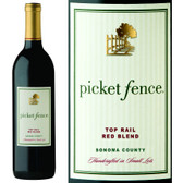 Picket Fence Top Rail Sonoma Red Blend