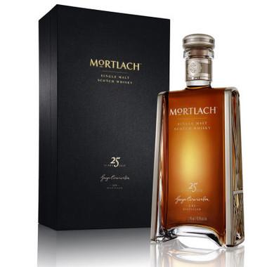 Mortlach 25 Year Old Speyside Single Malt Scotch 750ml