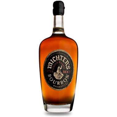 Michter's 10 Year Old Single Barrel Bourbon Whiskey 750ml
