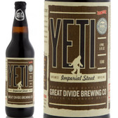 Great Divide Yeti Imperial Stout 22oz