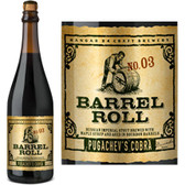 Hangar 24 Barrel Roll No. 3 Pugachev's Cobra Russian Imperial Stout 2016 750ml
