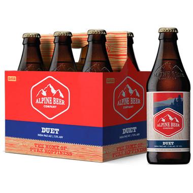 Alpine Beer Company Duet IPA 12oz 6 Pack