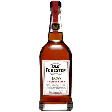 Old Forester 1870 Original Batch Kentucky Straight Bourbon 750ML