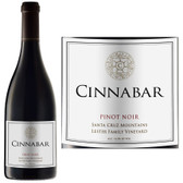 Cinnabar Santa Cruz Mountains Lester Family Vineyard Pinot Noir