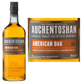 Auchentoshan American Oak Lowland Single Malt Scotch 750ml