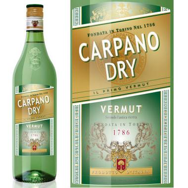 Carpano Dry Vermouth 1L