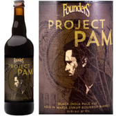 Founders Brewing Project Pam Black IPA 750ml
