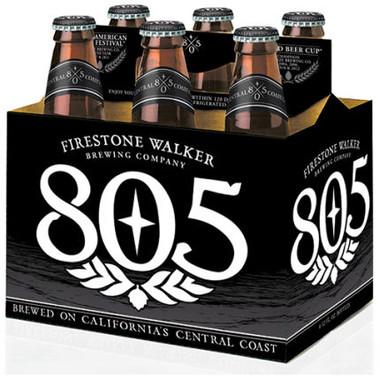 Firestone 805 Blonde Ale 6pk-12oz Btls