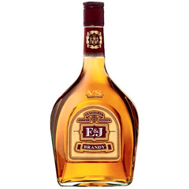 E&J VS Brandy 750ml