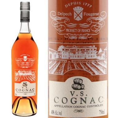 Delpech-Fougerat VS Cognac 750ml