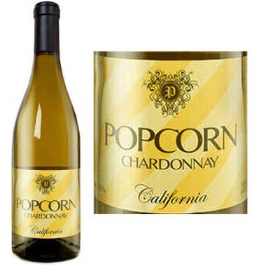 Popcorn California Chardonnay