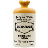 Usquaebach Old Rare Superior Blended Flagon Highland Scotch Whisky 750ml