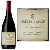 Crespi Ranch Santa Maria Valley Pinot Noir