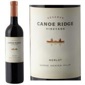 Canoe Ridge Reserve Horse Heaven Hills Merlot