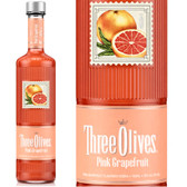 Three Olives Pink Grapefruit Vodka 750ml