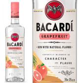 Bacardi Grapefruit Rum 750ml
