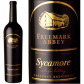Freemark Abbey Sycamore Estate Napa Cabernet