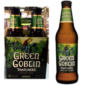 Thatchers Green Goblin English Cider 330ml 4pk
