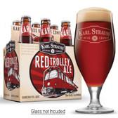 Karl Strauss Red Trolley Ale 12oz 6 Pack