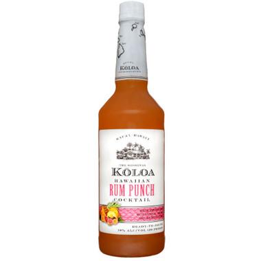 Koloa Hawaiian Rum Punch 1L