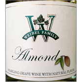 Weibel Almond Flavored California Champagne NV