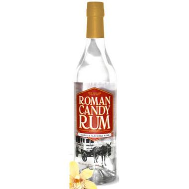 Roman Candy Vanilla Flavored Rum 750ml
