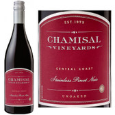Chamisal Vineyard Stainless Unoaked Central Coast Pinot Noir